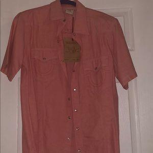 Mens true religion shirt